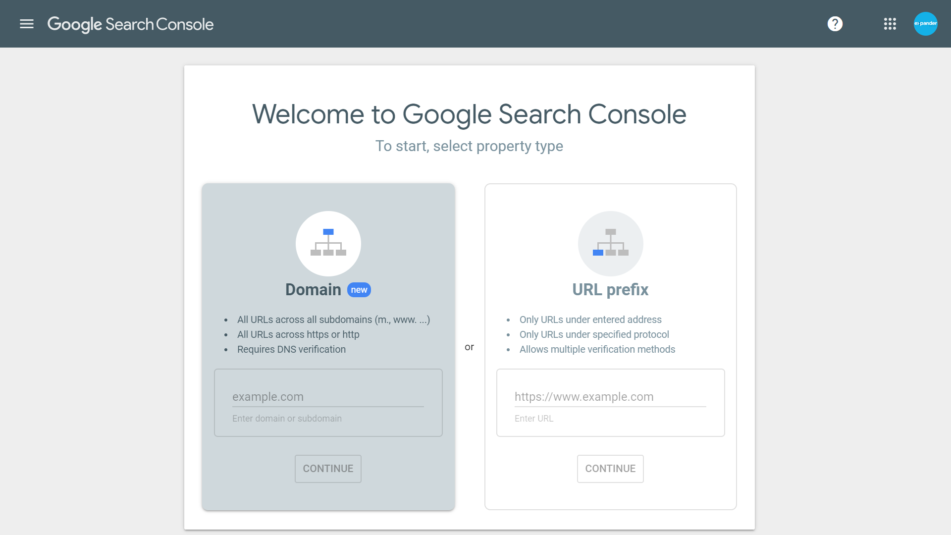 Add Your Wordpress Site To Google Search Console Expander Digital